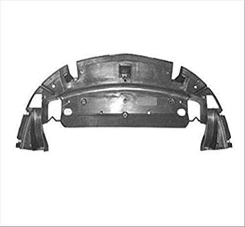 OE Replacement Chevrolet Impala Front Bumper Reinforcement Lower (Partslink Number GM1007109)