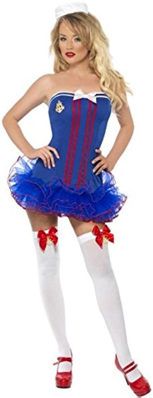 IdealWigsNet Fever Tutu Sailor Costume