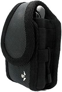 Gray Nite Ize Belt Holster Rugged Cargo Clip Case Cover Pouch for Verizon LG enV-3 VX9200 - Verizon LG VX9400 - Verizon LG Versa VX9600 - Verizon LG Dare VX9700 - Verizon Motorola Rival A455 - Verizon Motorola RAZR MAXX VE