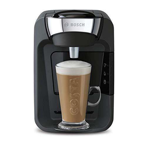 41SgnlZ21hL. SS500  - Tassimo Bosch Suny TAS3202GB Coffee Machine, 1300 Watt, 0.8 Litre - Black