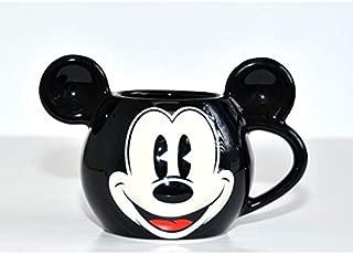 Disney Mickey Mouse 3D face Mug with Ears