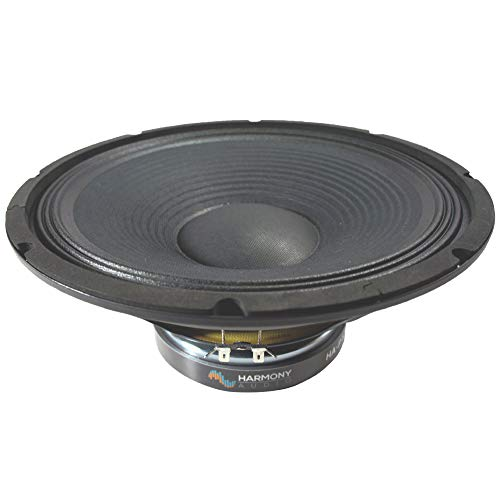 """Harmony HA-P12WS8 Replacement 12"""" PA Speaker 8 Ohm Woofer Compatible with EV ZLX-12P"""