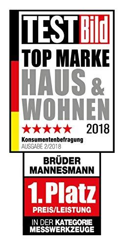 Mannesmann 89-teiliger Premium Universal- und Haushalts-Werkzeugkoffer, M29085 - 8