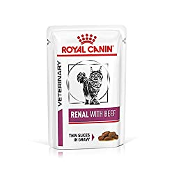 Royal Canin Renal is specially formulated with a low phosphorus content contains a moderate amount of high-quality proteins to help support kidney function. To support cases of reduced appetite or food aversion, Royal Canin Renal contains adapted ene...
