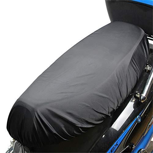 Motorrad Sitzbezüge Sitzabdeckung - Universeller Flexibler Sitzschutz Wasserdichter Bezug für Die Meisten Motorräder