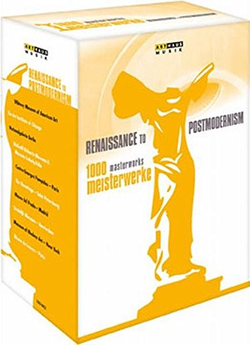 Renaissance to Postmodernism (10 DVDs)