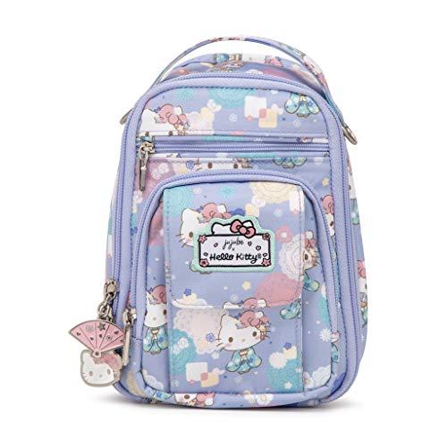 JuJuBe Mini BRB, mochila para Niñas, Hello Kitty Kimono