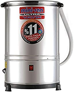Round electric ultra butter churning machine, Butter extraction machine - 40ltr