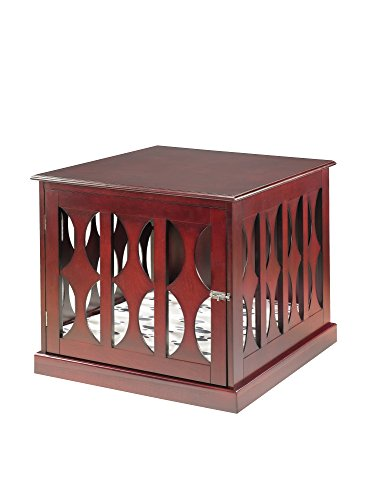 Elegant Home Fashions St. Augustine Crate,...