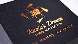 MJM Rubik's Dream - Three Sixty Edition (Gimmick and Online Instructions) by Henry Harrius - Trick