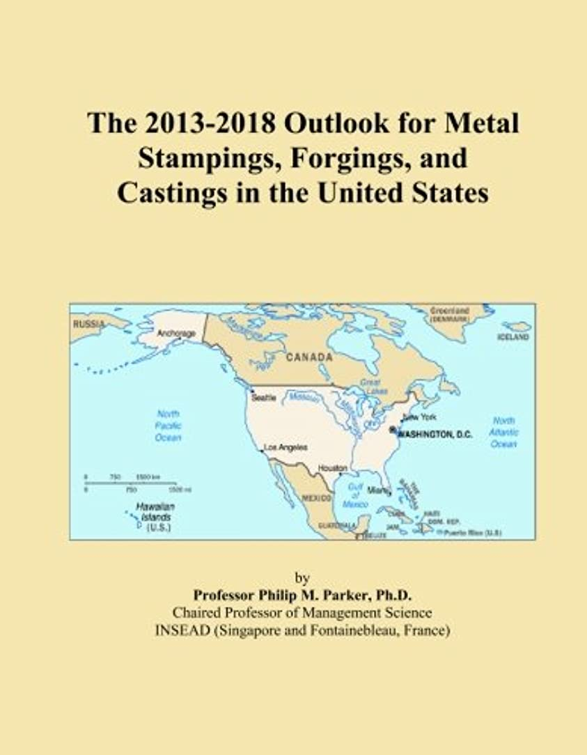 後方に棚持ってるThe 2013-2018 Outlook for Metal Stampings, Forgings, and Castings in the United States