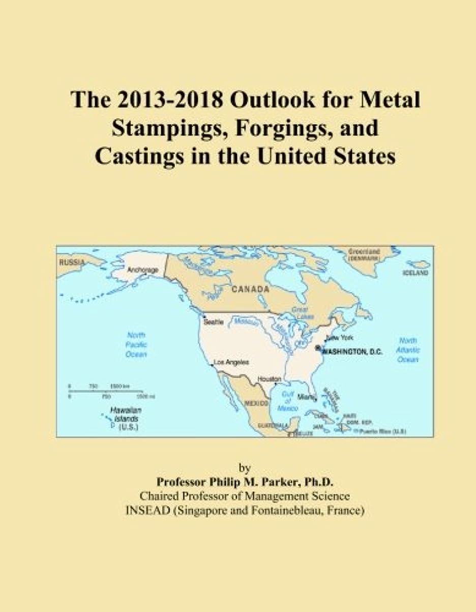 スパイラル疼痛ジャンプするThe 2013-2018 Outlook for Metal Stampings, Forgings, and Castings in the United States