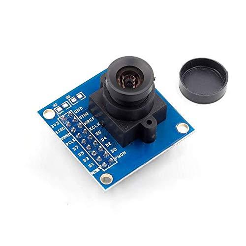 1 Stücke Blau OV7670 300KP VGA Kamera Modul für arduino DIY KIT