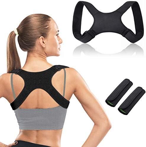 CHARMINER Back Straightener Posture Corrector Posture Corrector for Men and Women Adjustable product image