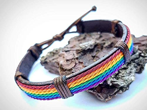 Pulsera Arcorirs - Orgullo Gay