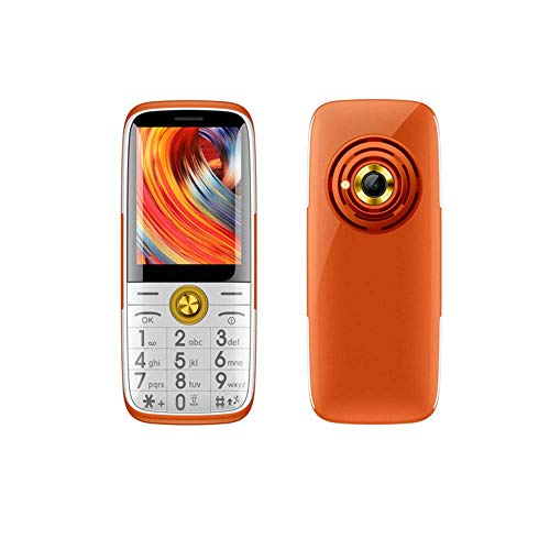 KAUTO Admite Redes 2g y 3g, teléfono móvil para Personas Mayores fácil de Usar, botón Grande 3g, Altavoz y Linterna, Pantalla Grande fácil de Leer, con Radio FM