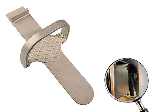 Plattenlifter 300 mm Aluminium Plattenheber Anheber Tür Gipskarton Heberoller