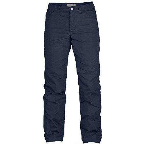 Fjällräven Damen Greenland Lite Jeans W Lange Hose, Dark Navy, 36
