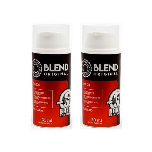 Blend Original 30ml 2 Meses De Crescimento Barba De Respeito