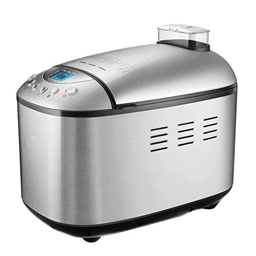 SJYDQ Máquina de Pan Prima de Masa de Pan con Frutas máquina de los Auto y Nut dispensador,Pan de Capacidad,de Acero Inoxidable
