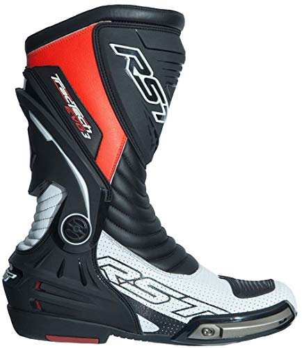 Boots Rst Tractech Evo III Sport CE White/Flo Red 43