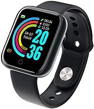 Fitnesstracker, smartwatch met bloeddrukmonitor, hartslagmonitor, fitnesstracker, met slaapmonitor, stappenteller voor man...