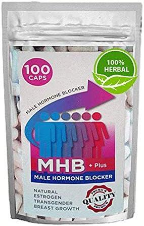 MHB Transgender Breast Growth Feminiser PhytoEstrogen Testo Blocker product image