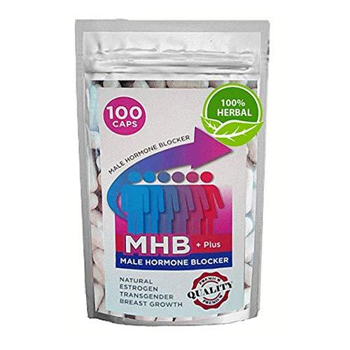 MHB Transgender Breast Growth Feminiser PhytoEstrogen Testo Blocker