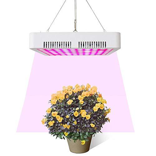 MENGS PL-02 150W Full Spectrum Plant Growth Light mit Kühlkörper für Gewächshaus und Wasserkultur Zimmerpflanzen Veg und Blumen