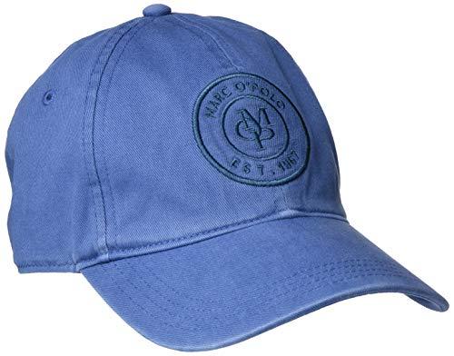 Marc O'Polo 26810001150 Gorra de béisbol, Azul (Dark Blue 840), Talla Única...