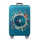 Cover Proteggi Copertura per valigie 18-32 pollici Coperchio per bagagli in fibra di bamb�...