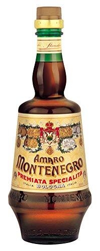 Amaro Montenegro, Italienischer Kräuterlikör, 23% Vol.Alk. - 0.7L