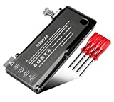 WENYAA A1322 Laptop Battery Replacment for MacBook Pro 13' A1322 A1278 (Mid 2009 2010 2012,Early 2011,Late 2011); fit 020-6547-A 661-5557 MB990LL/A MB991LL/A MC374LL/A MC700LL/A MD101LL/A MD102LL/A