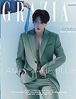 表紙:Jung Yong Hwa/GRAZIA 1月号B型(2020)【4点構成】本册+CNBLUEポスター枚+CNBLUEはがき2枚/韓国雑誌/シエンブルーチョン・ヨンファ