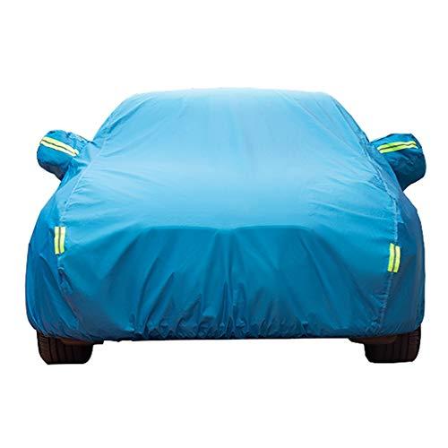 Autoabdeckung Kompatibel mit Chevrolet Bel Air Wagon Car Cover Allwetterwasserdicht, winddicht, staubdicht, Full-Size-Auto Customization Oxford Tuch-Abdeckung mit Reißverschluss for einfachen Zugriff