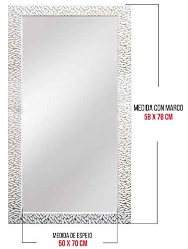 Chely Intermarket, Espejo Pared Cuerpo Entero 50x70cmMarco