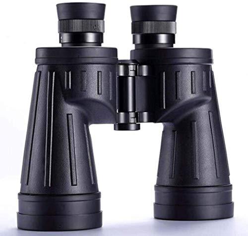 LFDHSF 10X50 FMC Fernglas, stoßfestes Fernglas, Super wasserdichtes Okularteleskop mit Abstandsmessung