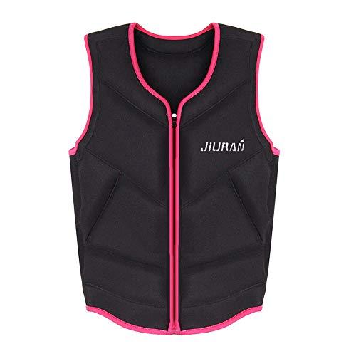 AERFA Giubbotti di Salvataggio per Adulti Nuotare Vest Swim Training Jacket, Galleggiabilità Ideale Aiuto al galleggiamento per Canoa, Snorkeling, Kayak, Canottaggio, Pesca, Surf