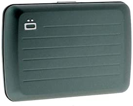 Ogon Aluminium For Unisex - Card & ID Cases