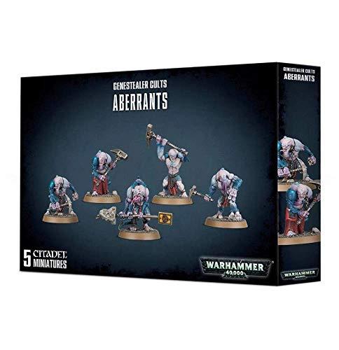 Warhammer 40k - Genestealer Cults Aberrants