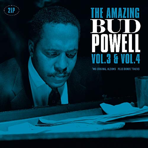Amazing Bud Powell Vol 3 Vol 4 (2 LP)
