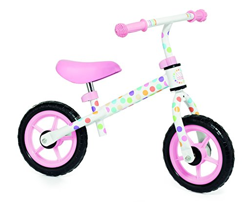 MOLTO- Mini Bike Bicicleta sin Pedales, Color Rosa (Pink) (16228)