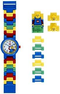 LEGO Kids' 9005732 Classic Plastic Minifigure Link Watch