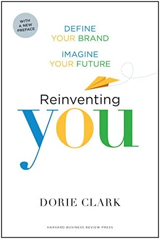 Reinventing You With a New Preface Define Your Brand Imagine Your Future product image
