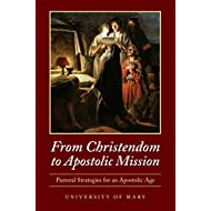 From Christendom to Apostolic Mission: Pastoral Strategies for an Apostolic Age