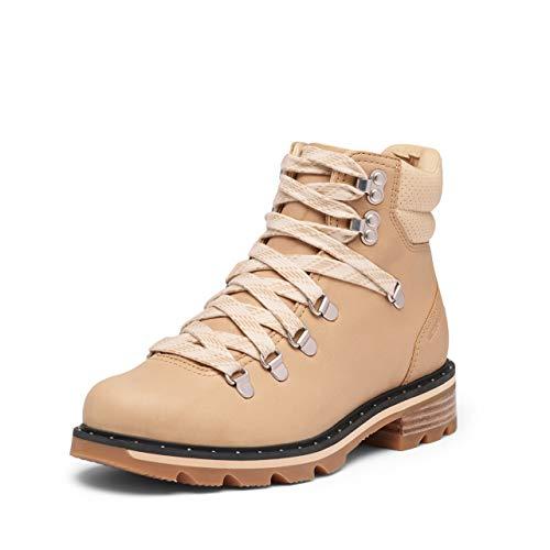 Sorel Women's Lennox Hiker Boot - Rain - Waterproof - Honest Beige - Size 7.5