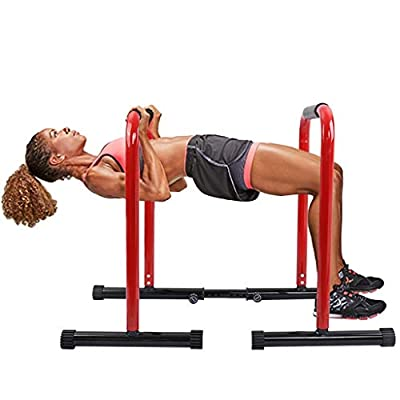 Dip Fitness Station - Heavy Duty Strength Train...