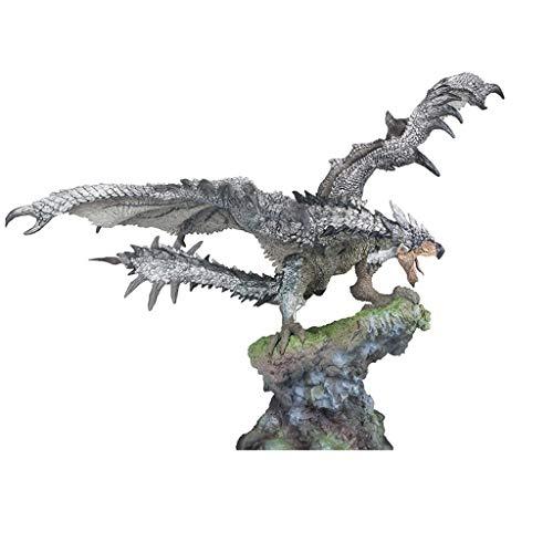 "Monster Hunter Welt: Silber Rathalos Pvc Figur Höhe Ist 9.4"""