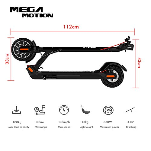 Mega Motion E-Scooter