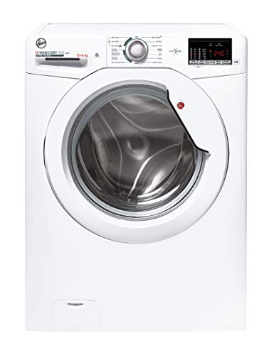 Hoover H3D41062DE180 10+6Kg 1400rpm Washer Dryer, White